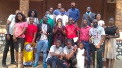 Young Christian Workers (YCW) of Mthawira Christ the King Parish, Blantyre, Malawi