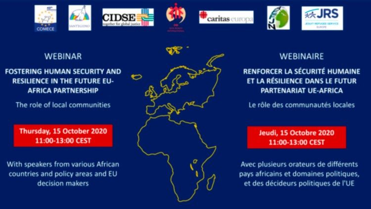 Webinar on human security and resilience slated for 15 October 2020