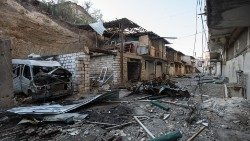 The city of Stepanakert in Nagorno-Karabakh has also fallen under attack