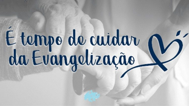 Campanha É Tempo de Cuidar da Evangelização