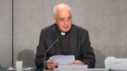 Alimento e teste da Covid-19 para os indigentes, a caridade do Papa não pára