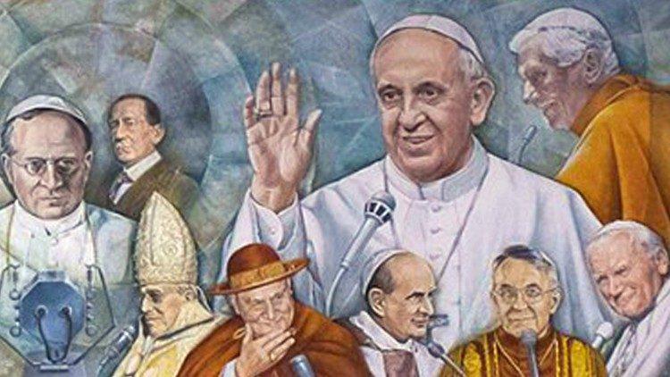 Radio Vatican - tiếng nói của các vị Giáo hoàng