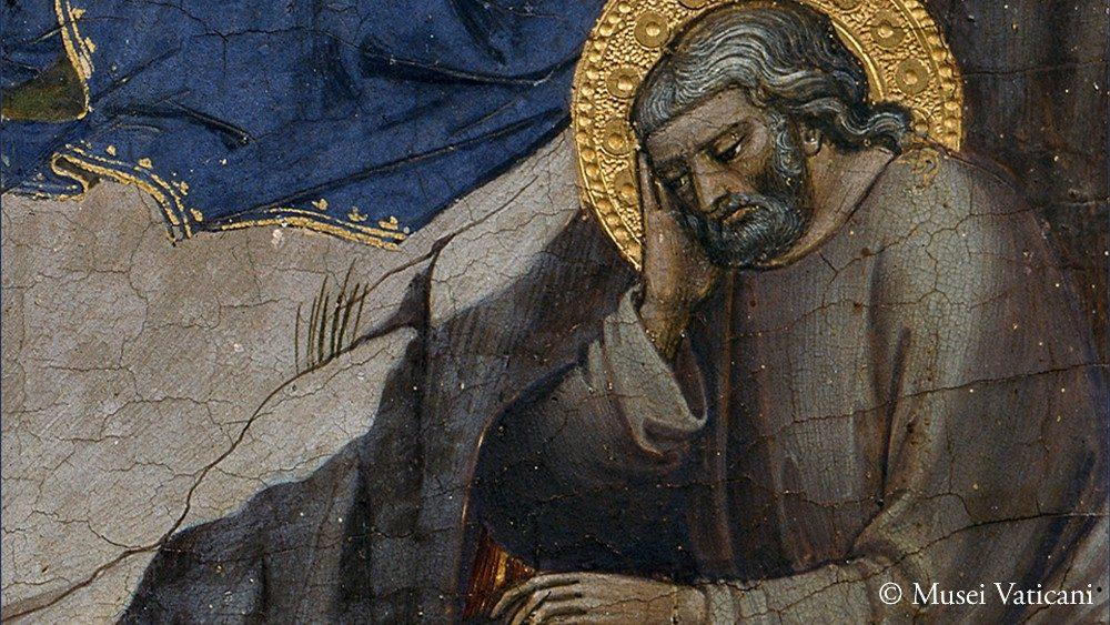 Svätý Jozef (Mariotto di Nardo, Vatikánske múzeá)
