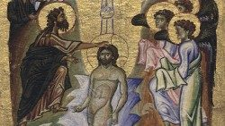 Baptism of the Lord by John in the Jordan