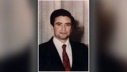 The Servant of God, Judge Rosario Livatino, who was killed by the mafia in 1990.