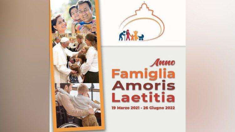 """Brochure du Dicastère sur l'Année """"famille Amoris laetitia"""""""