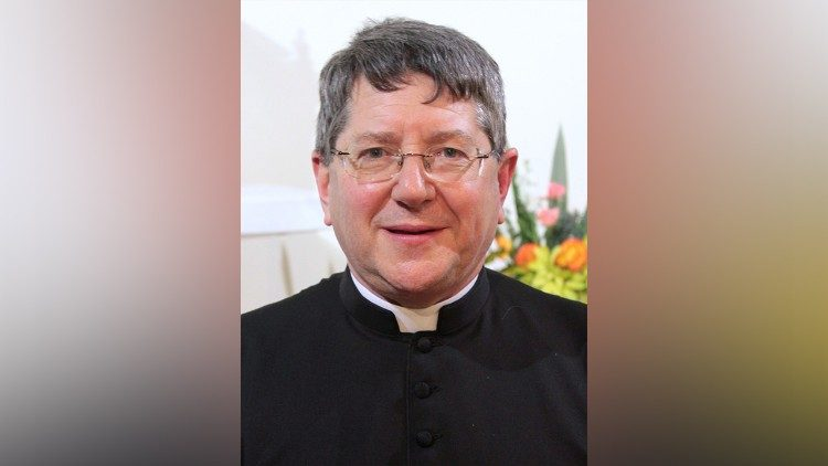 Monsignor Keith Newton, first Ordinary of the Personal Ordinariate of Our Lady of Walsingham