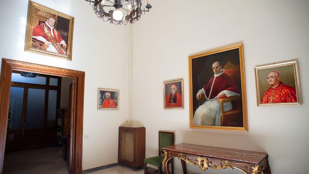 Congrégation pour la Doctrine de la foi: le portrait des préfets.