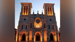 San Fernando Cathedral in San Antonio, Texas