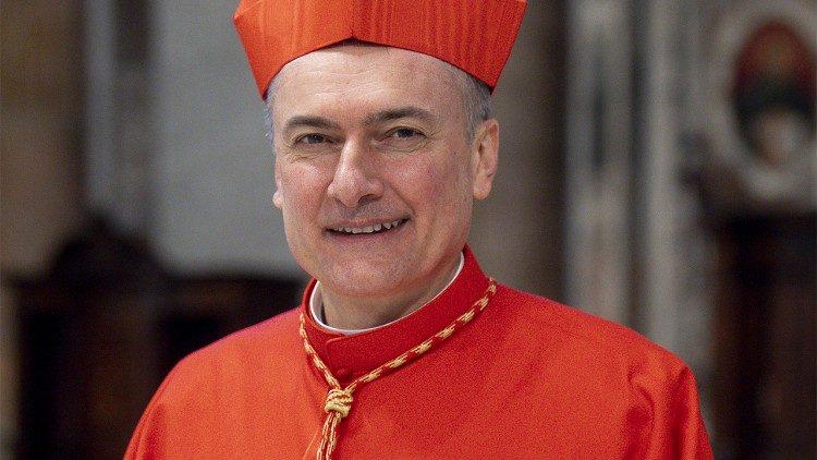 Cardinal Mauro Gambetti