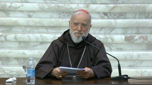 Cardinal Cantalamessa: le Carême est le temps de la conversion