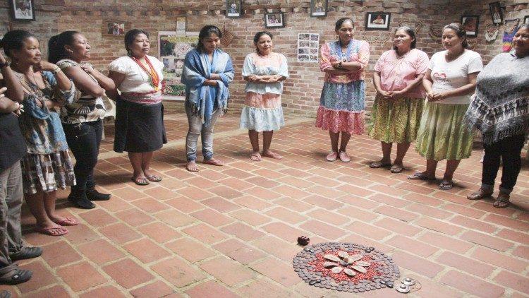 Mulheres na Amazônia