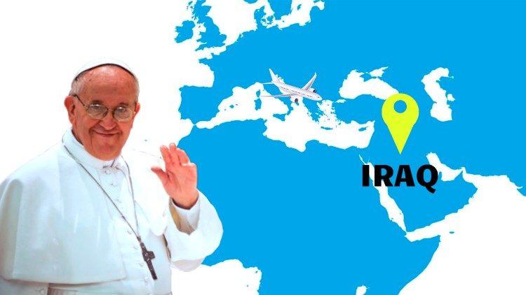Programa del Viaje apostólico del Papa a Iraq - Vatican News