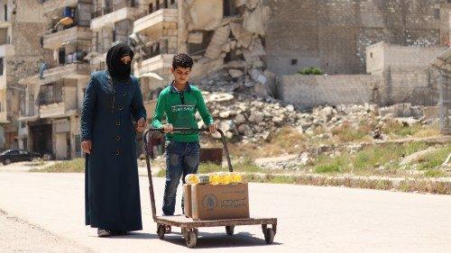 Siria, il grido di dolore dell'arcivescovo maronita di Aleppo
