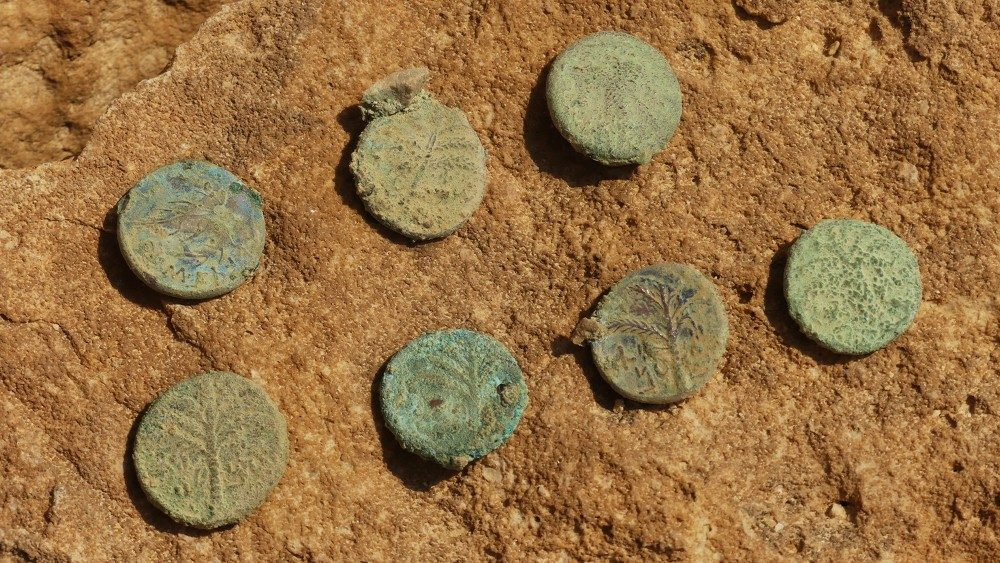 2021.03.16 Scoperta Frammenti Bibilici - Israel Antiquities Authority