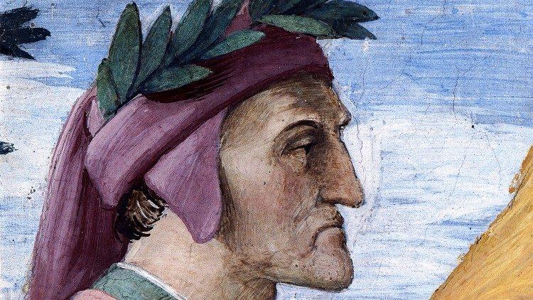 A portrait by Raphael of Dante Alighieri