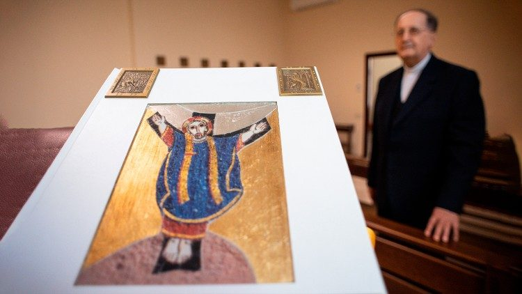 Congregation for the Clergy - The Lectionary in the Dicastery's chapel