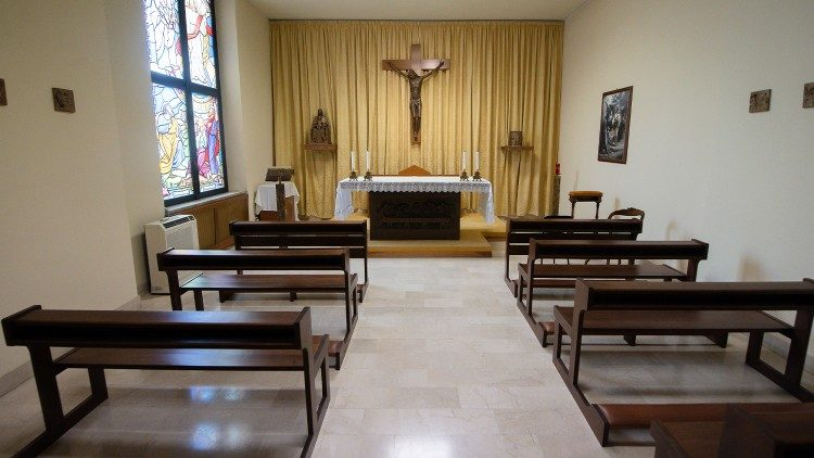 Congregation for the Clergy - The chapel of the Dicastery