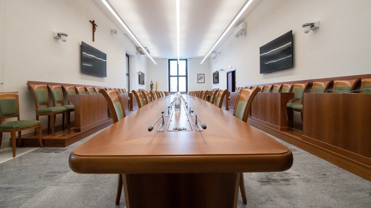 Congregation for the Clergy - Meeting and conference room