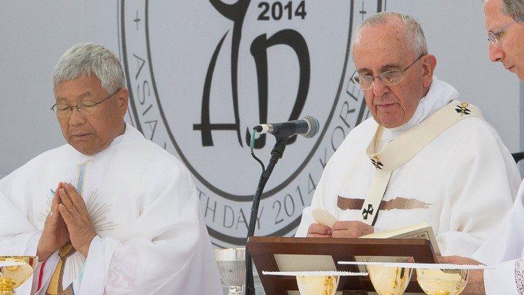 El prefecto del Clero, con el Papa