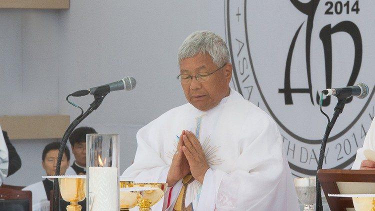 Bishop Lazarus You Heung-sik
