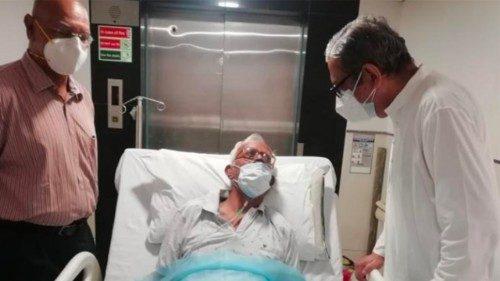 Jailed Indian Jesuit Stan Swamy dies, awaiting bail
