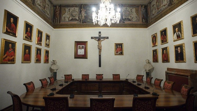 Inside the Dicastery