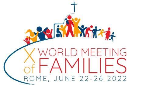 X Encuentro Mundial de las Familias: Logotipo oficial y modalidad de desarrollo