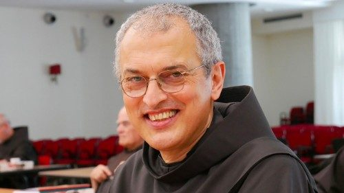 Pope sends blessing to new Minister General of Friars Minor