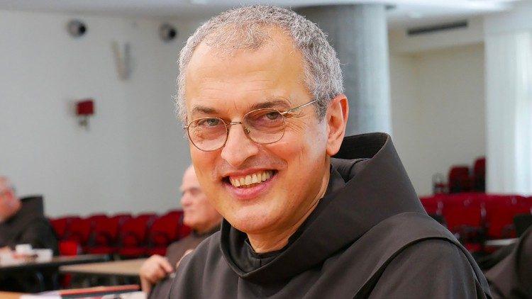 Fra. Massimo Fusarelli.