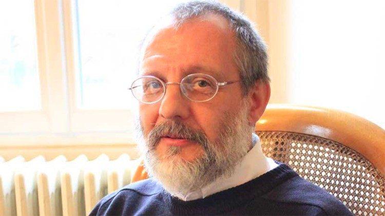 Le père Olivier Maire (1960-2021).