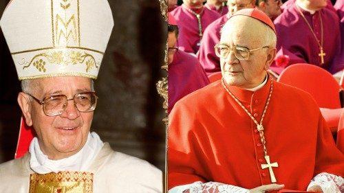 Francisco recuerda al cardenal Martínez Somalo: admirado por su servicio a seis Papas