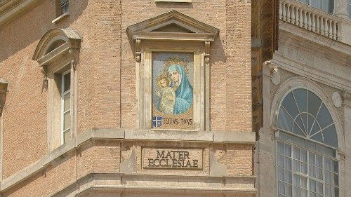 Pope: Mary reminds us God calls us to glory through humility