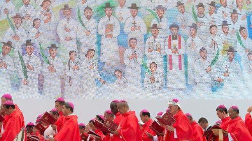 Andrea Kim Taegon e i martiri coreani, testimoni della fede e dell'identità di un popolo