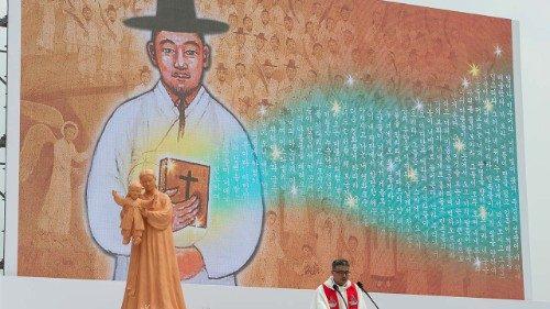 Korean Archbishop: St. Kim Taegon 'upheld Christian value of human dignity'
