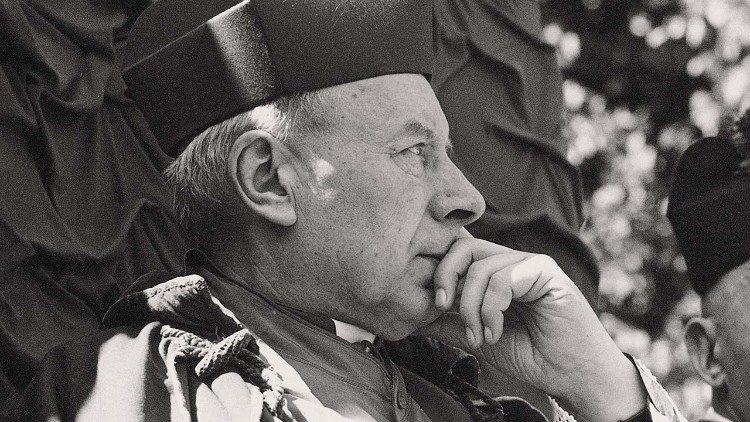 Le cardinal Stefan Wyszyński, primat de Pologne de 1948 à 1981.