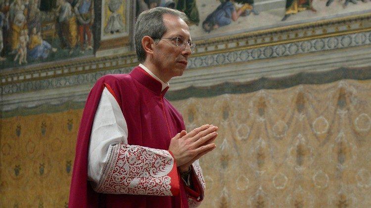 Monsignor Guido Marini