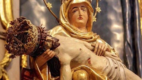 Pope in Slovakia: Devotion to Our Lady of Sorrows