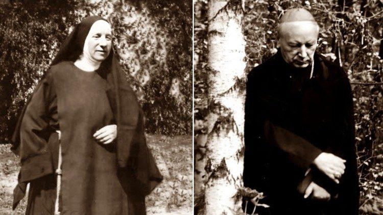 Bl. Rozaa Czacka in bl. Stefan Wyszynski