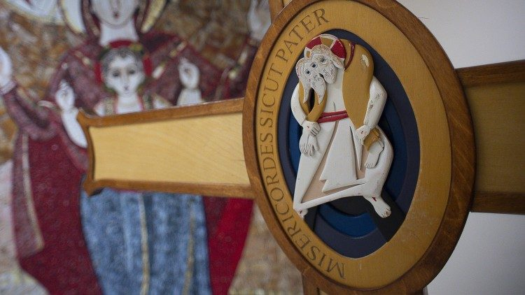 New Evangelization: The logo for the Jubilee of Mercy