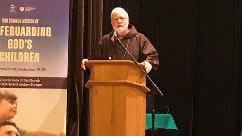 """Cardenal O'Malley: """"Luchar contra los abusos es la prioridad de la Iglesia"""""""