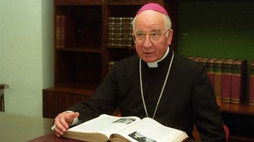 A los 94 años muere el cardenal Jorge Medina Estévez
