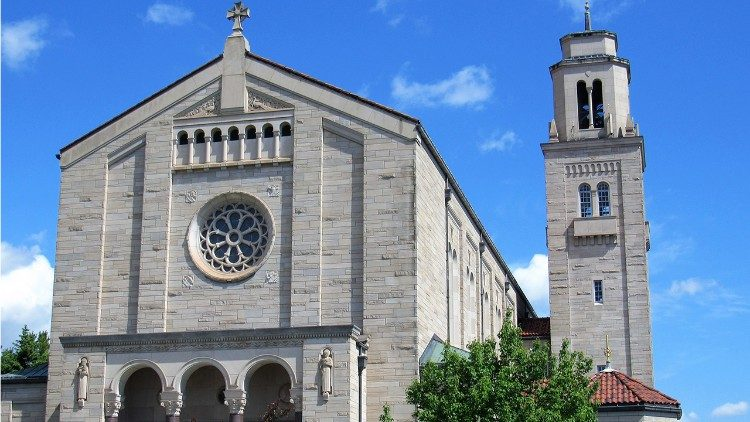 Cathedral of Our Lady of the Rosary in Duluth, Minnesota