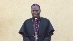 Archbishop Stephen Ameyu Martin Mula of Juba Archdiocese, South Sudan