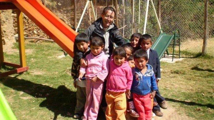 Nadia-De-Munari - nhà truyền giáo người Ý bị sát hại tại Peru