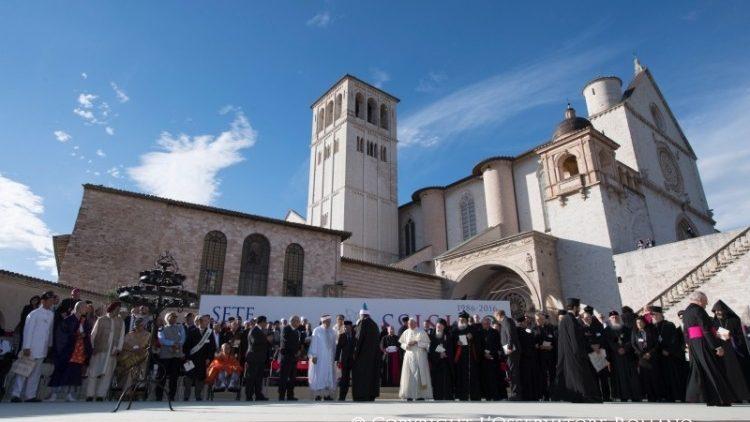 Ngày Hòa Bình thế giới tại Assisi