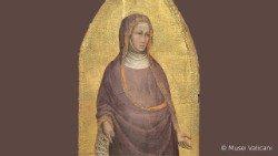 St. Paula, Maestro della Madonna di Strauss