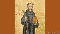 s. Antonio de Padua, siglo XVII