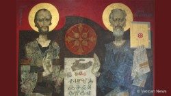 Sts. Cyril and Methodius, Dimitar Kondovski