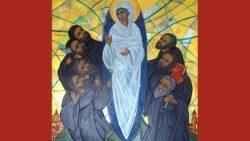 Sieben heilige Gründer des Servitenordens, Pesaro